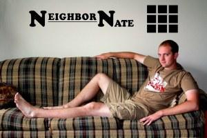 Nate as Nate